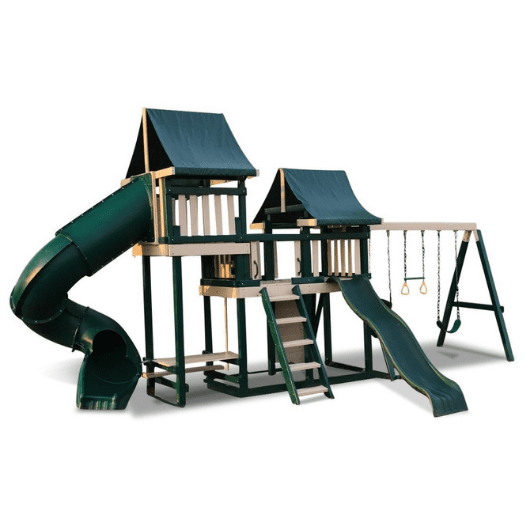 Congo Monkey Playsystem Swing Set #3