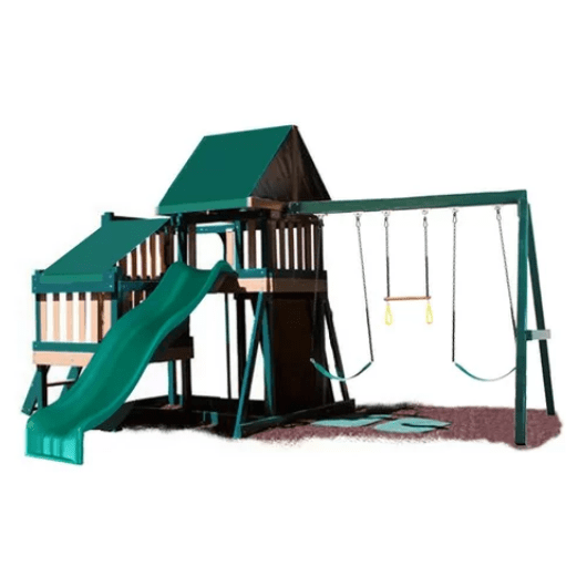 congo monkey play set #2 green and sand
