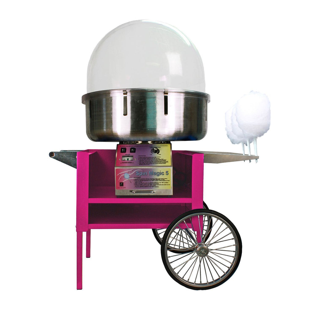 cotton-candy-cart-with-cotton-candy-machine