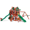 Image of five star deluxe swing set by gorilla playsets