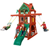Image of gorilla five star ii space saver swing set
