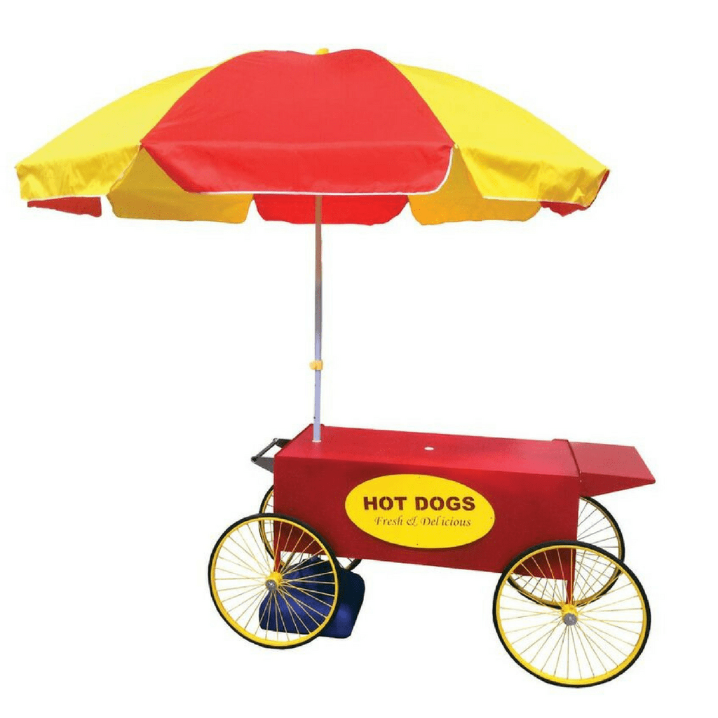 Hot Dog Equipment - Hot Dog Cart - The Bounce House Store