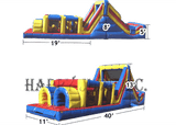 Commercial Bounce House - Backyard Bounce House Obstacle Course - The Bounce House Store