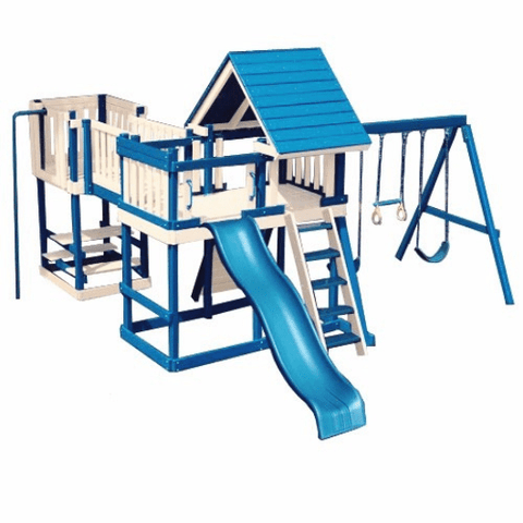 kidwise congo monkey swing set #5