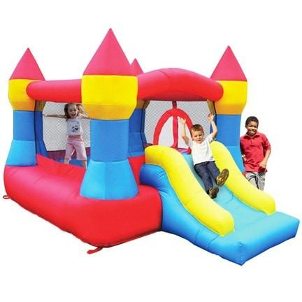 Residential Bounce House - Kidwise Castle Bounce and Slide Bounce House - The Bounce House Store
