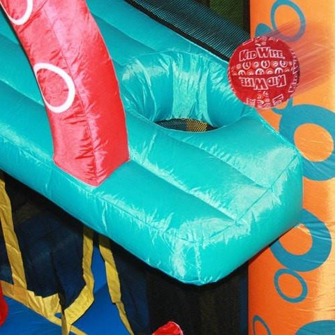 Residential Bounce House - Kidwise Double Shot Bouncer Bounce House - The Bounce House Store