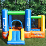 Kidwise Little Star Residential Bounce House With Ball Pit