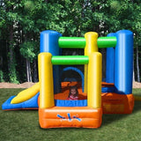 Little Star Bounce House With Ball Pit