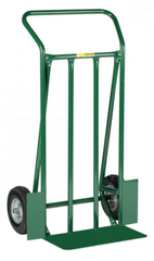 Accessories - Little Giant Super Sized Hand Truck - 12 Inch Wheels - The Bounce House Store