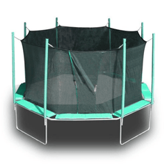 Image of Sports Tramp Extreme 16' Octagon Trampoline With Detachable Safety Enclosure