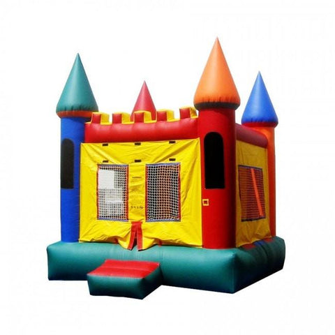 Commercial Bounce House - Happy Jump Castle 2 Commercial Bounce House - The Bounce House Store