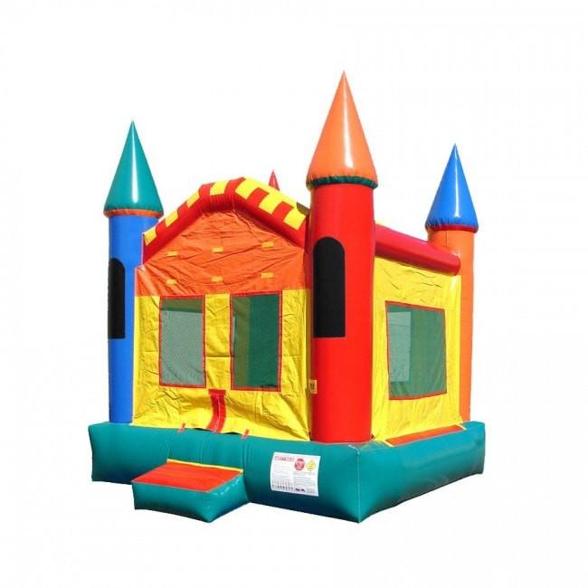 Commercial Bounce House - Happy Jump Castle 3 Commercial Bounce House - The Bounce House Store