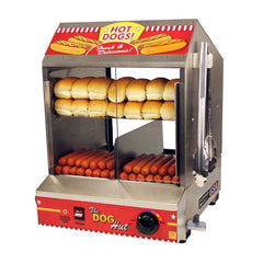 Image of Hot Dog Hut Steamer