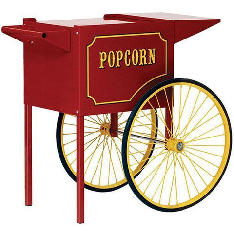 Hot Dog Equipment - 1911 Originals Popcorn Machine Cart - The Bounce House Store