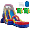 Image of screamer inflatable water slide