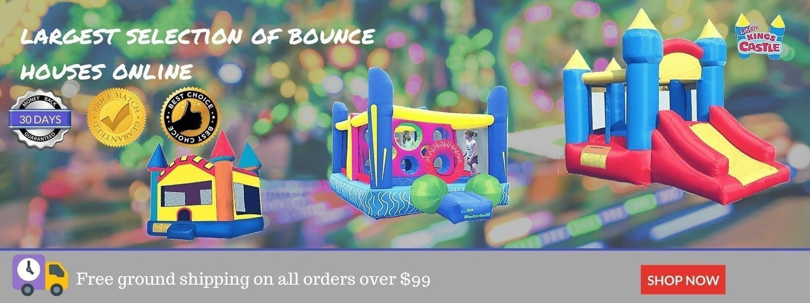 Bounce Houses For Sale - The Bounce House Store