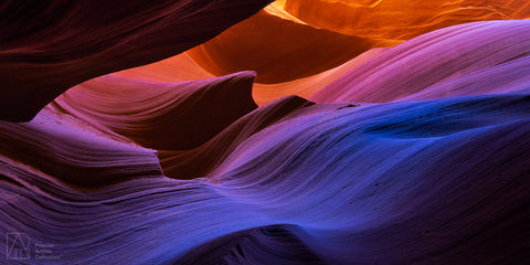 Antelope Slot Canyon - Bobby Tan