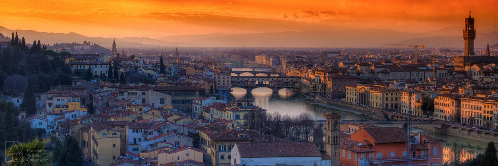 City of Florence - Bobby Tan