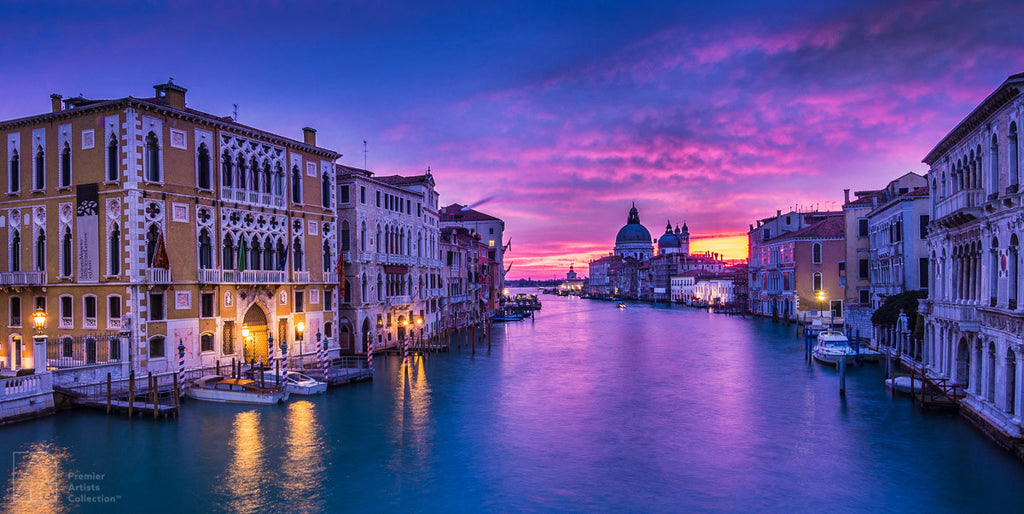 The Grand Canal - Bobby Tan
