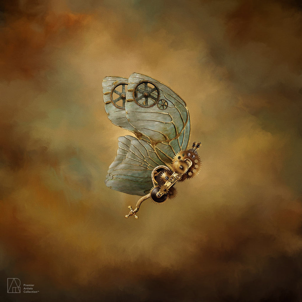 Volatus Mechanica Butterfly Collection 1 - Emme Rigby