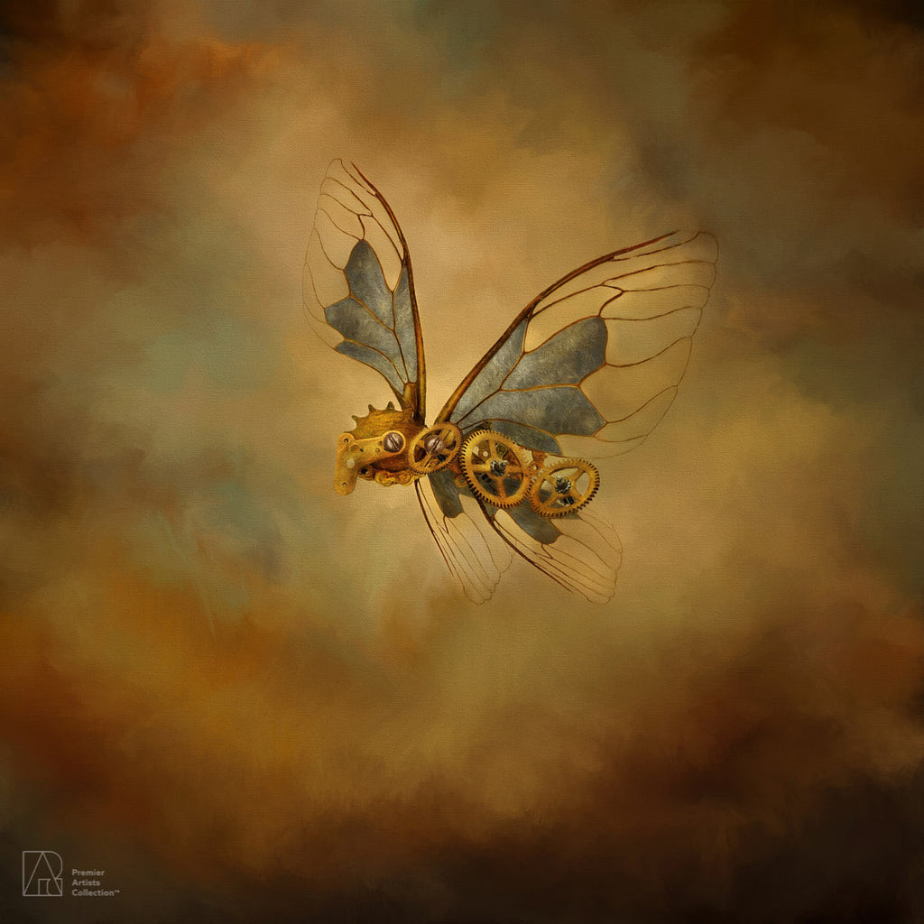 Volatus Mechanica Butterfly Collection 4 - Emme Rigby