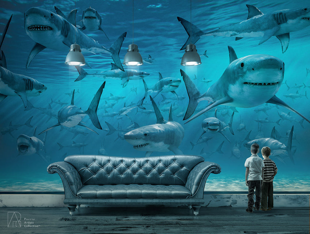 Shark Room - Hugh Syme