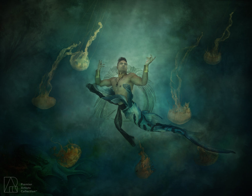 Underwater Real Mermaids - Premier Artists Collection