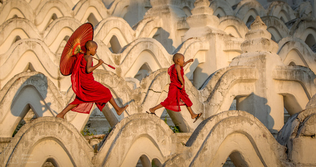 Playing Monks - Peter Levshin