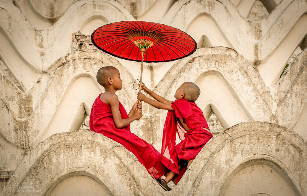 Youth Monks - Peter Levshin