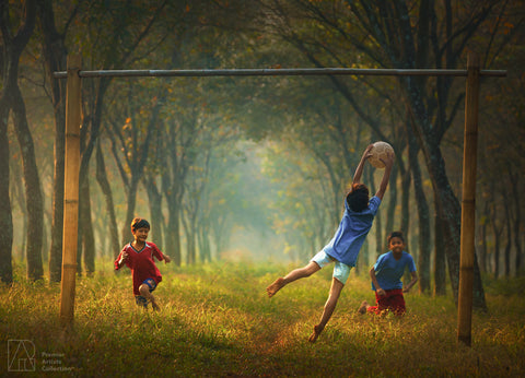 Catch the Ball - Rarindra Prakarsa