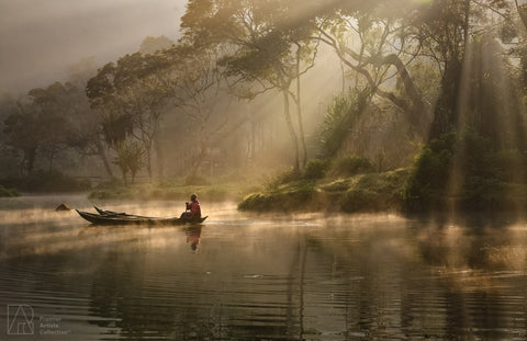 Light and Mist - Rarindra Prakarsa