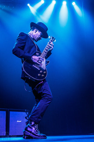 Buckcherry - Blues Rock - Steve Brazill