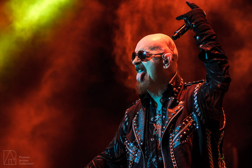 Judas Priest - Rob in Red - Steve Brazill