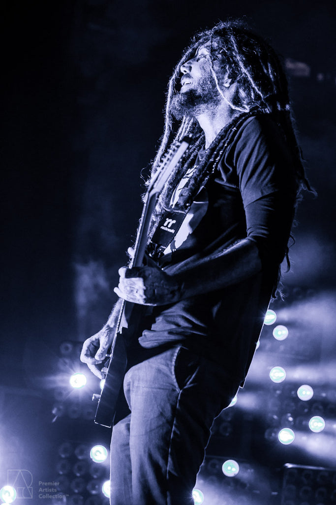 KORN - Guitarist in Blue Collection 2 - Steve Brazill