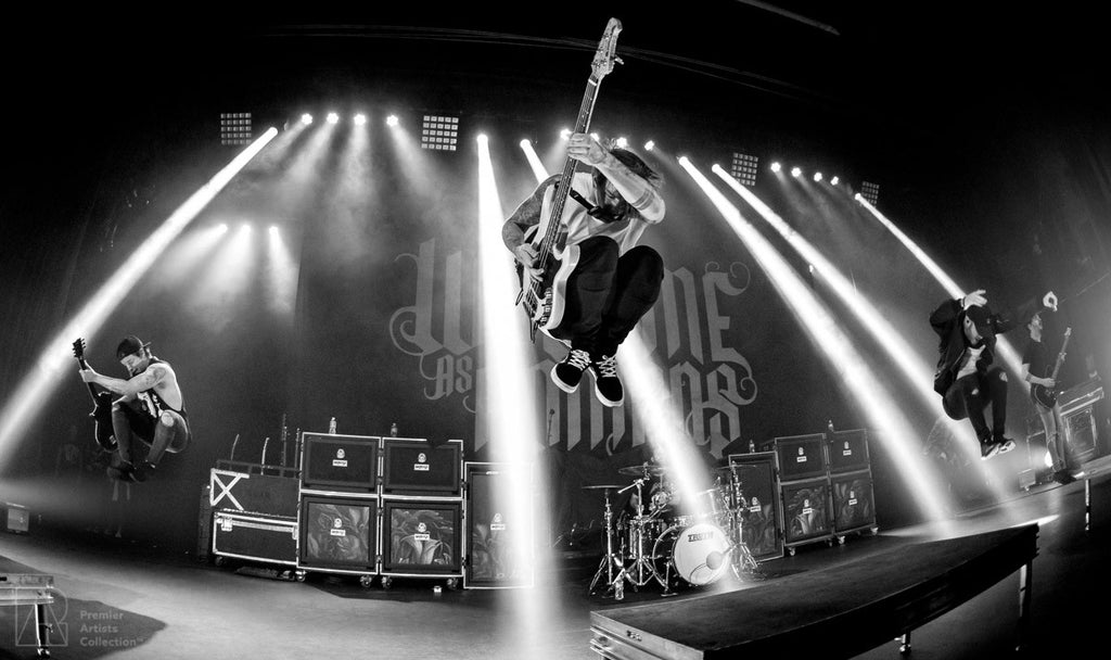 We Came as Romans - Quadruple Jump - Steve Brazill