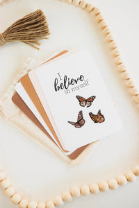 Women's Positive Affirmation Cards