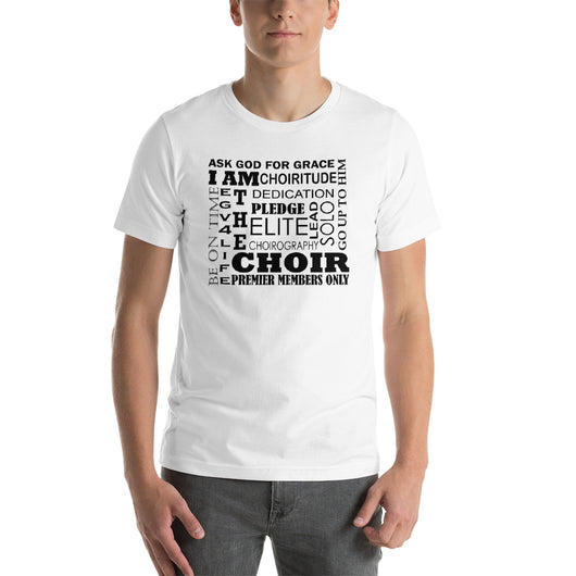 THE  OFFICIAL EGV CHOIR MEMBER SHIRT