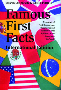 Famous First Facts - International Edition