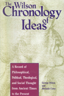 Wilson Chronology of Ideas