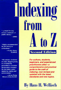 Indexing from A to Z, 2nd Edition