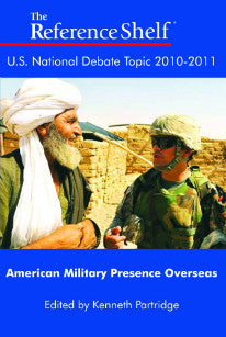 Reference Shelf: American Military Presence Overseas