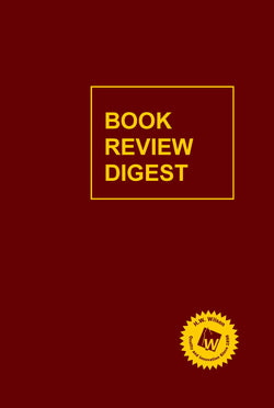 Book Review Digest, 2020 Annual Cumulation