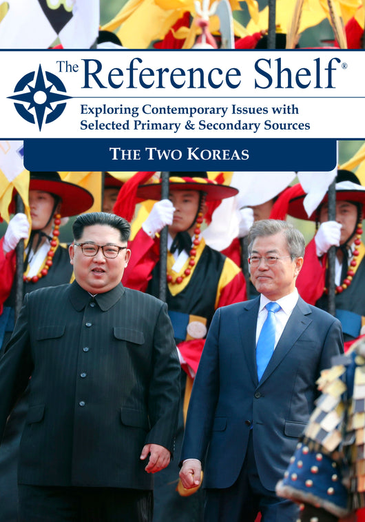 Reference Shelf: The Two Koreas