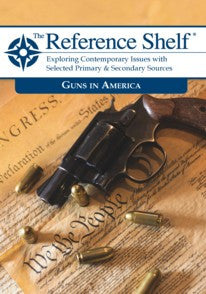 Reference Shelf: Guns in America