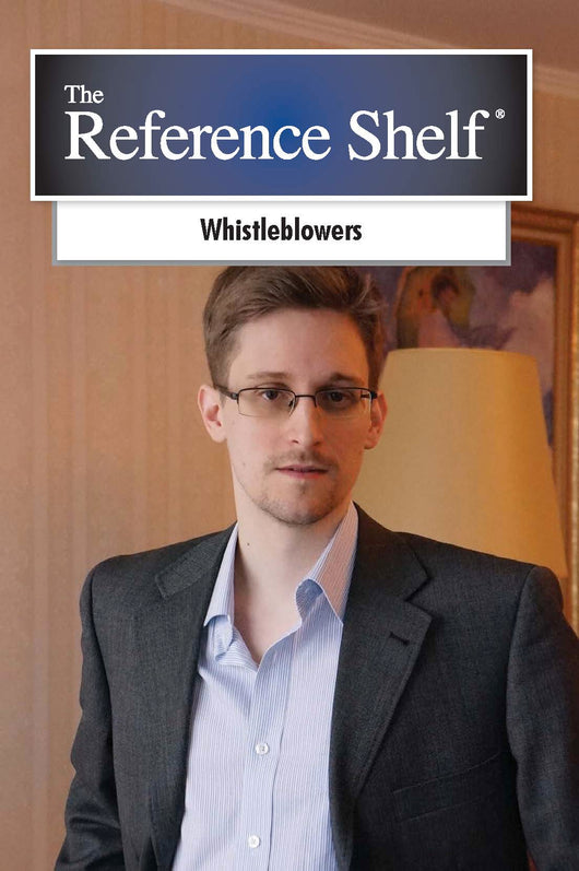 Reference Shelf: Whistleblowers