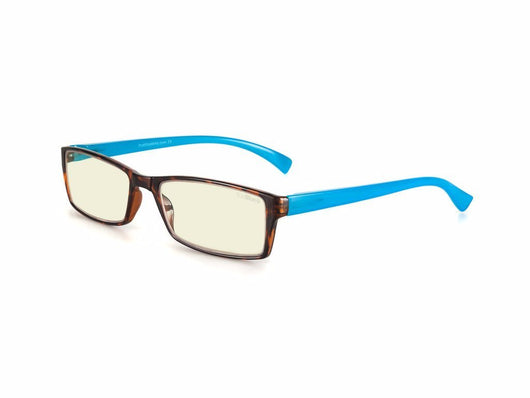 Brooklyn indoor blue light filtering reading glasses