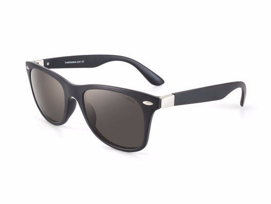 G blue light filtering sunglasses with smoke sunlens