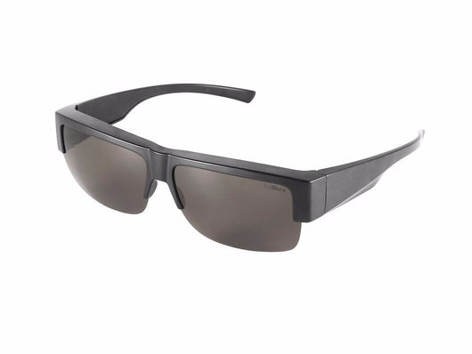Paradigm blue light filtering polarized sunglasses fitovers