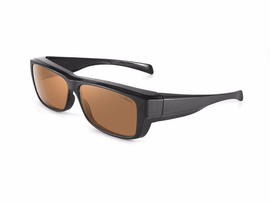 Syntax blue light filtering sunglasses fitovers