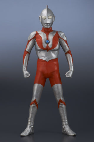 X-PLUS Gigantic Series Ultraman (C type) About 50 cm PVC Painted Figure
